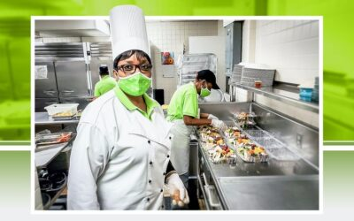 Dining Room Heroes Bless Others With Nourishing Food